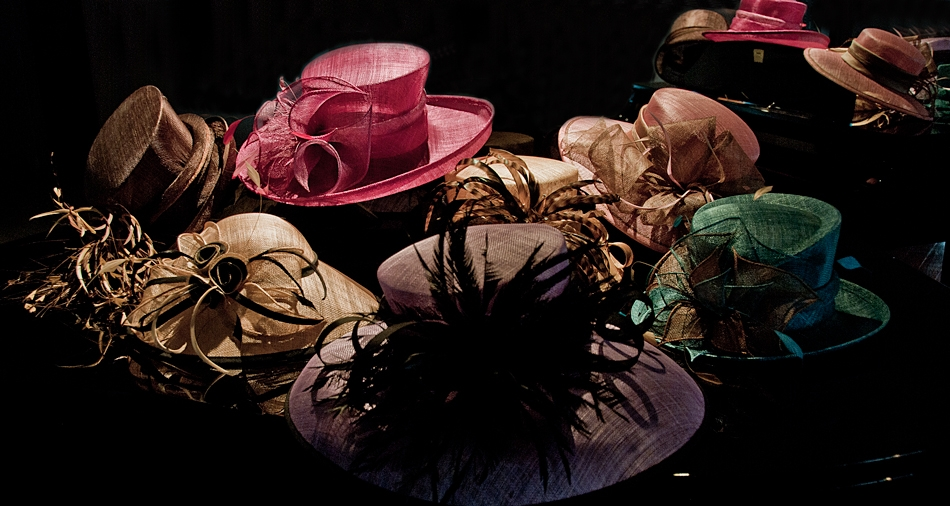 Marisa Baratelli Hats. Collection spring 2011